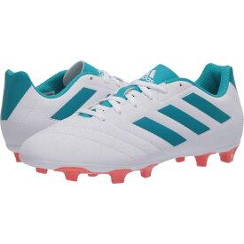 アディダス adidas レディース サッカー シューズ・靴【Goletto VII FG W】Footwear White/Energy Blue/Easy Coral
