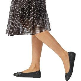 コーチ COACH レディース スリッポン・フラット バレエシューズ シューズ・靴【Brandi Ballet Flat】Black/Black
