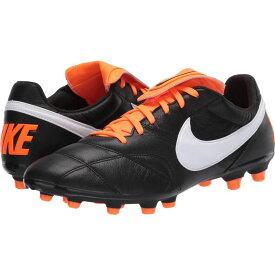 ナイキ Nike レディース サッカー シューズ・靴【Premier II FG】Black/White/Total Orange