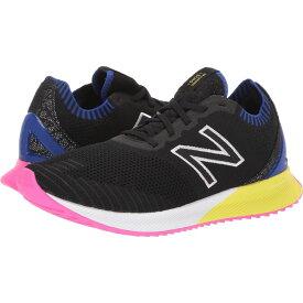 ニューバランス New Balance メンズ ランニング・ウォーキング シューズ・靴【Fuelcell Echo】Black/UV Blue/Sulphur Yellow Engineered Knit