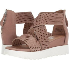 スティーブン ニューヨーク STEVEN NEW YORK レディース サンダル・ミュール ウェッジソール シューズ・靴【NC-Klein Wedge Sandal】Tan Leather