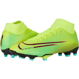 ナイキ Nike レディース サッカー シューズ・靴【Superfly 7 Academy MDS FG/MG】Lemon Venom/Black/Aurora Green