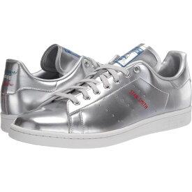 アディダス adidas Originals メンズ テニス シューズ・靴【Stan Smith】Silver/Silver/Crystal White