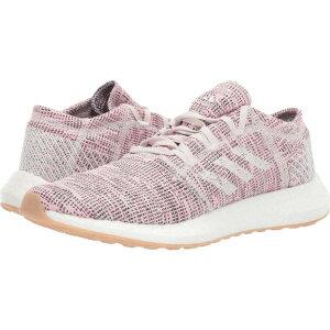 アディダス adidas レディース ランニング・ウォーキング シューズ・靴【Pureboost Go】Orchid Tint/Footwear White/Raw White
