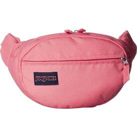 ジャンスポーツ JanSport レディース ボディバッグ・ウエストポーチ バッグ【Fifth Avenue】Strawberry Pink