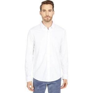 ドッカーズ Dockers メンズ シャツ トップス【Long Sleeve 360 Ultimate Button-Up Shirt】Paper White