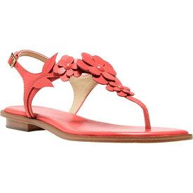 マイケル コース MICHAEL Michael Kors レディース サンダル・ミュール シューズ・靴【Flora Thong】Pink Grapefruit