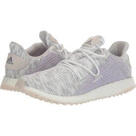 アディダス adidas Golf レディース ゴルフ シューズ・靴【Crossknit DPR】Footwear White/Glory Purple/Purple Tint