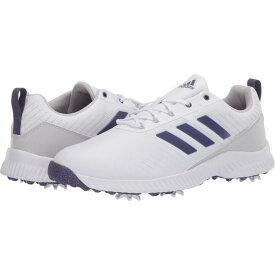 アディダス adidas Golf レディース ゴルフ シューズ・靴【Response Bounce 2】Footwear White/Grey Two/Purple Tint