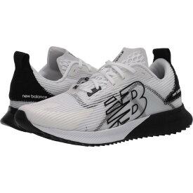 ニューバランス New Balance レディース ランニング・ウォーキング シューズ・靴【FuelCell Echolucent】White/Black