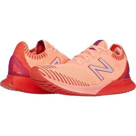 ニューバランス New Balance レディース ランニング・ウォーキング シューズ・靴【Fuelcell Echo】Ginger Pink/Toro Red