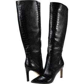 ナインウエスト Nine West レディース ブーツ ロングブーツ シューズ・靴【Maxim Knee High Boot】Black 1