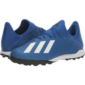 アディダス adidas メンズ サッカー シューズ・靴【X 19.3 TF】Team Royal Blue/Footwear White/Core Black