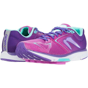 ニュートンランニング Newton Running レディース ランニング・ウォーキング シューズ・靴【Distance 9】Lilac/Teal