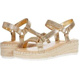 ナインウエスト Nine West レディース サンダル・ミュール シューズ・靴【Glampin】Gold