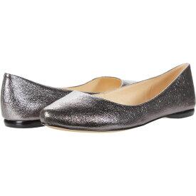 ナインウエスト Nine West レディース スリッポン・フラット シューズ・靴【SpeakUp Flat】Pewter Leather