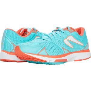 ニュートンランニング Newton Running レディース ランニング・ウォーキング シューズ・靴【Kismet 6】Cyan/Orange
