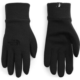 ザ ノースフェイス The North Face メンズ スキー・スノーボード グローブ【TKA 100 Glacier Gloves】TNF Black