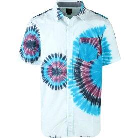 ヴァンズ Vans メンズ トップス 【Tie Dye Shirt】White/Vans Tie Dye