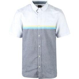 ヴァンズ Vans メンズ トップス 【Houser Shirt】White/Dress Blues