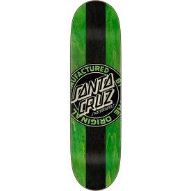 サンタクルーズ Santa Cruz メンズ スケートボード デッキ ボード・板【MFG Dot Boats Skateboard Deck】