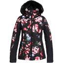 ロキシー Roxy レディース スキー・スノーボード ジャケット アウター【Jet Ski Premium Snowboard Jacket】True Blac…