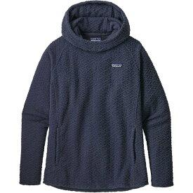 パタゴニア Patagonia レディース スキー・スノーボード パーカー トップス【diamond capra hoodie fleece】Smolder Blue