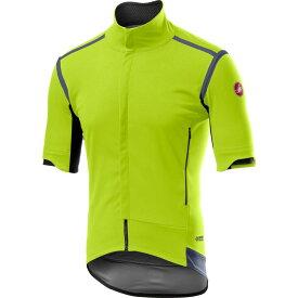 カステリ Castelli メンズ 自転車 ジャケット アウター【perfetto ros l/s gore-tex windstopper bike jacket】Orange
