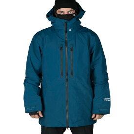 ボルコム Volcom メンズ スキー・スノーボード ジャケット アウター【guide gore-tex snowboard jacket】Blue
