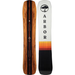 アーバー Arbor メンズ スキー・スノーボード ボード・板【A-Frame Midwide Snowboard 2022】