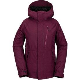 ボルコム Volcom レディース スキー・スノーボード ジャケット アウター【Aris Insulated Gore-Tex Snowboard Jacket】Vibrant Purple