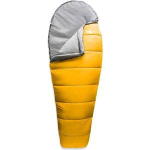 ザ ノースフェイス The North Face メンズ ハイキング・登山 寝袋【Wasatch -1 Sleeping Bag】Arrowwood Yellow/Zinc Grey