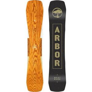 アーバー Arbor メンズ スキー・スノーボード ボード・板【Westmark Rocker Wide Snowboard 2022】