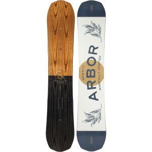 アーバー Arbor メンズ スキー・スノーボード ボード・板【Element Camber Midwide Snowboard 2022】