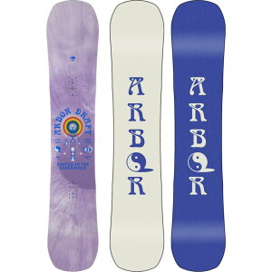 アーバー Arbor メンズ スキー・スノーボード ボード・板【Draft Camber Wide Snowboard 2022】