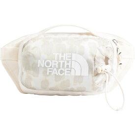 ザ ノースフェイス The North Face ユニセックス ボディバッグ・ウエストポーチ ウエストバッグ バッグ【Bozer III Small Hip Pack】Silver Grey Leopard Print/Gardenia White
