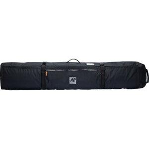 ケーツー K2 ユニセックス スキー・スノーボード スーツケース・キャリーバッグ【Roller Ski Bag】Black