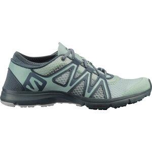 サロモン Salomon レディース ウォーターシューズ シューズ・靴【Crossamphibian Swift 2 Water Shoes】Opal Blue/Stormy Weather/White