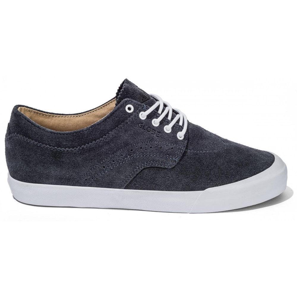 グローブ メンズ シューズ・靴 スニーカー【The Taurus Skate Shoes】Navy/ White