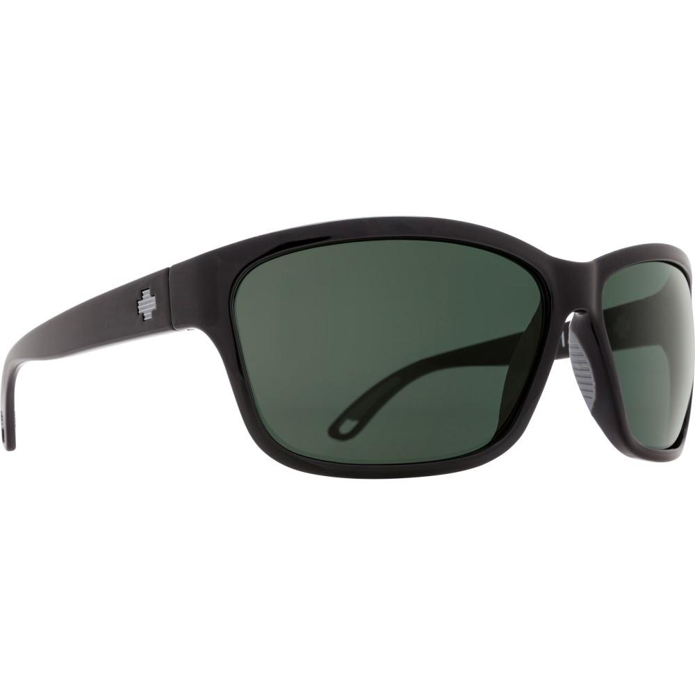 スパイ レディース メガネ・サングラス【Allure Sunglasses】Black/ Happy Grey Green Polarized Lens