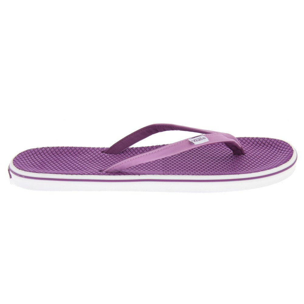 ヴァンズ レディース シューズ・靴 サンダル・ミュール【La Costa Sandals】Enamel Purple Magic/ Violet