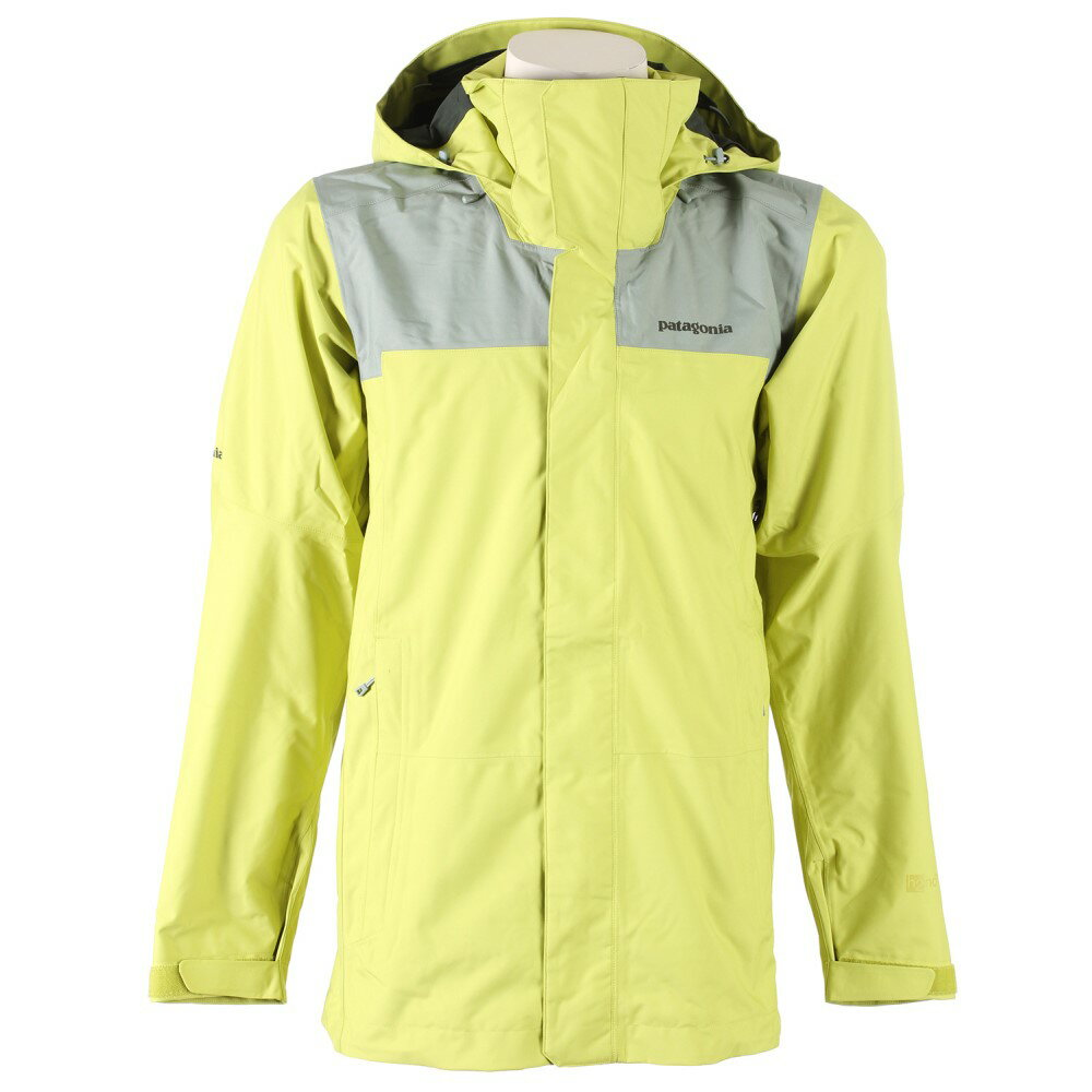 パタゴニア メンズ スキー・スノーボード アウター【Snowshot Ski Jacket】Folios Green