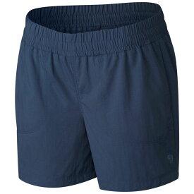 マウンテンハードウェア レディース ボトムス・パンツ ショートパンツ【Class IV Shorts】Zinc
