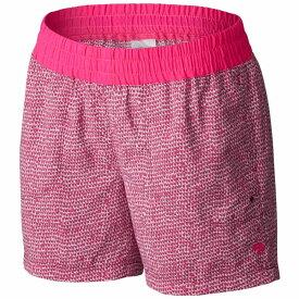 マウンテンハードウェア レディース ボトムス・パンツ ショートパンツ【Class IV Printed Shorts】Dark Raspberry