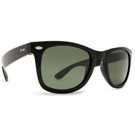 ドットダッシュ メンズ メガネ・サングラス【Plimsoul Sunglasses】Black/ Grey Lens