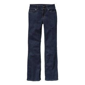 パタゴニア レディース ボトムス・パンツ ジーンズ・デニム【Regular Rise Bootcut Jeans】Medium Wash