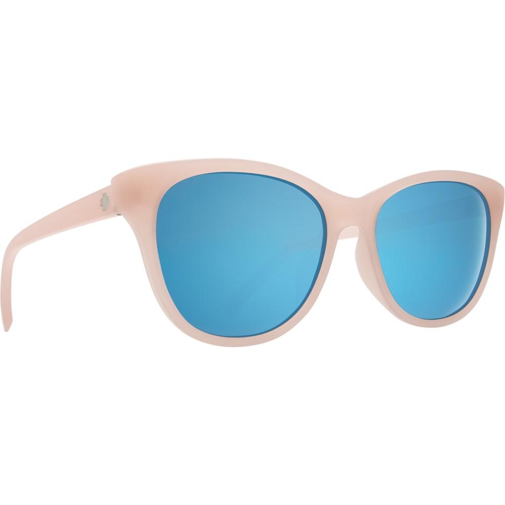スパイ レディース メガネ・サングラス【Spritzer Sunglasses】Translucent Blush/ Bronze Fade Lens