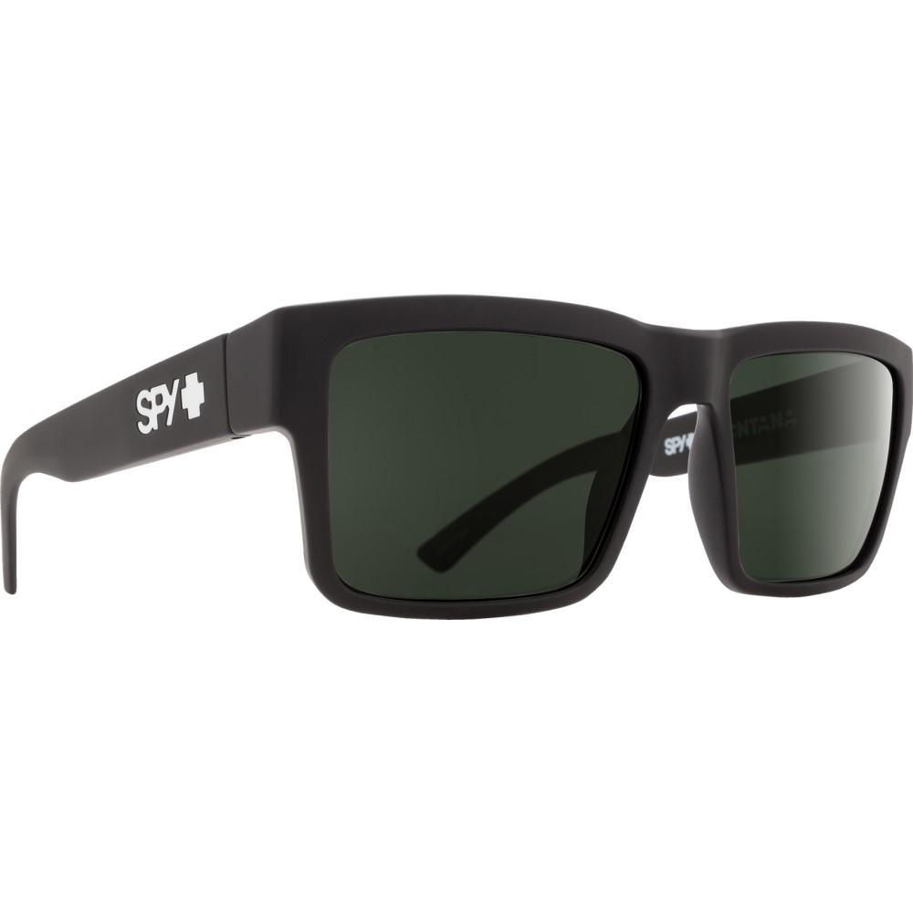 スパイ メンズ メガネ・サングラス【Montana Sunglasses】Soft Matte Black/ Happy Grey Green Lens