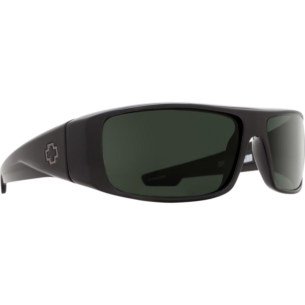 スパイ メンズ メガネ・サングラス【Logan Sunglasses】Black/ Happy Grey Green Lens