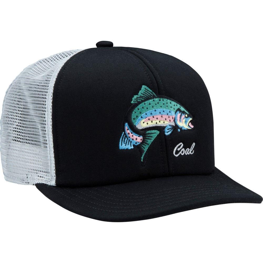コール ユニセックス 帽子 キャップ【Wilds Cap】Black( Rainbow)